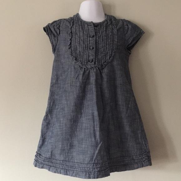 Baby Gap Other - Baby Gap Toddler Girls' Chambray Dress Size 4